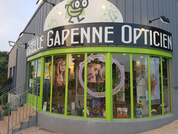 ESTELLE GAPENNE OPTICIEN